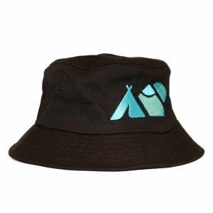 Don Hardware Bucket Hat Black