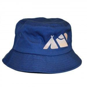 Don Hardware Bucket Hat Blue