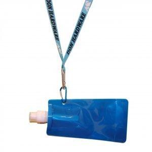 Don Hardware Foldable Water Bottle Lanyard