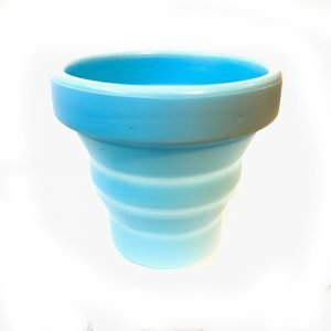 Silicone Collapsible Folding Cup
