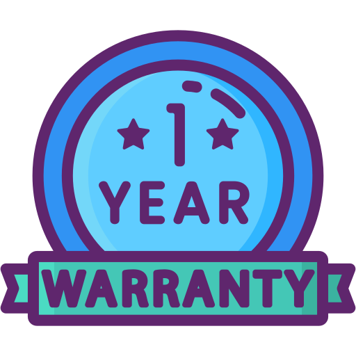 1 Year warrenty