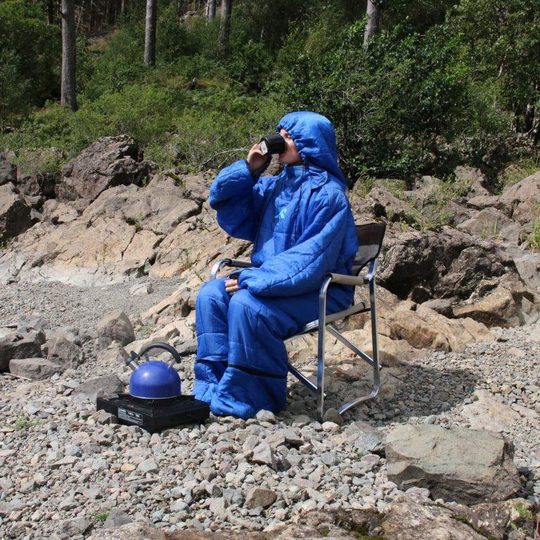 Don Hardware Sleeping bag suit